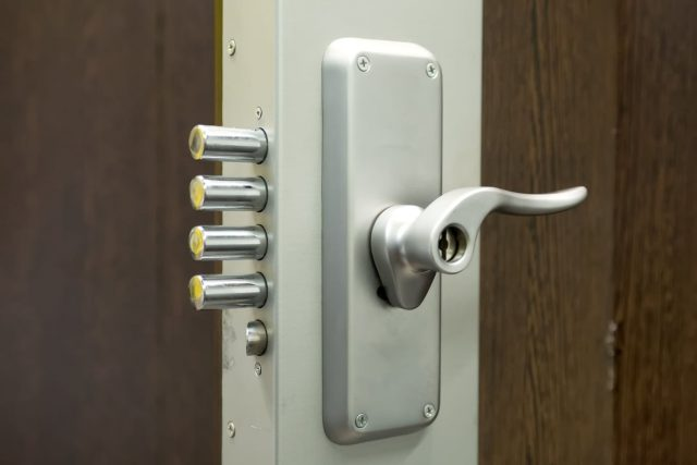 Problème de verrouillage de porte à ne pas ignorer : Serrures de porte lâches