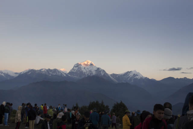 Voyager au gré des envies dans un endroit béni, le Népal