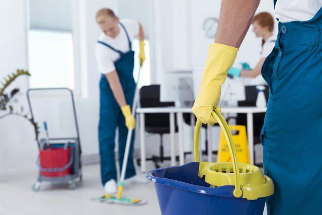 Les besoins en entreprise de nettoyage